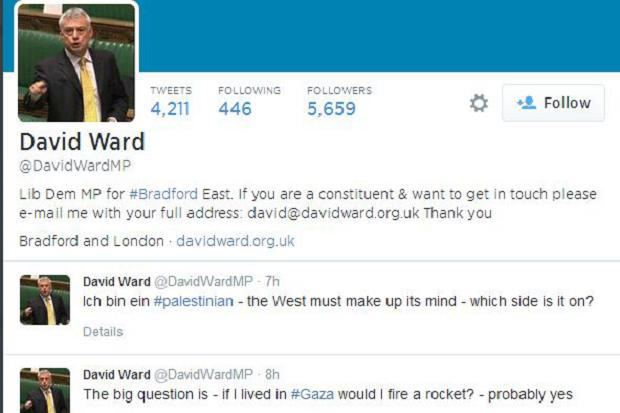 برلماني بريطاني: أطلق صواريخ إسرائيل image.php?token=5b83463cec9952de60060fa06e337ced&size=large